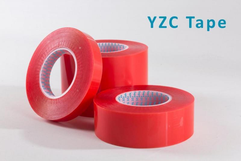 Çift taraflı polyester bant
